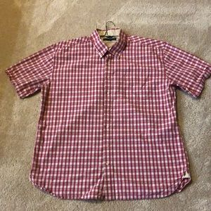 Tommy Hilfiger 2x short sleeve button up shirt